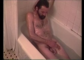 Henry In The Tub