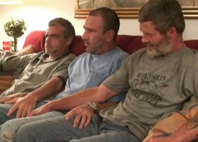 Mike, Eric, and K.C.