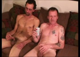 Ed and Bobo