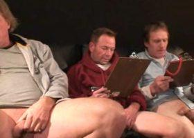 Harry, Joe, and Ed