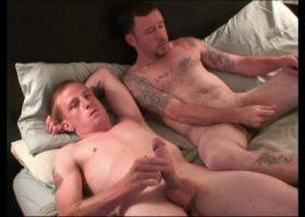 Jeremiah and Josh Jack-Off