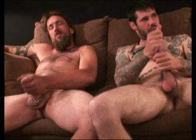 Joel and Cooper Jack Off Together
