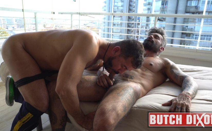 Santi Noguero and Thomas Thunder