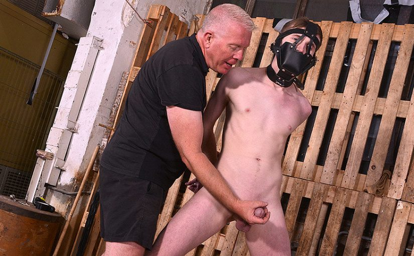 A Lesson In Kink For Hung Blake – Part 1